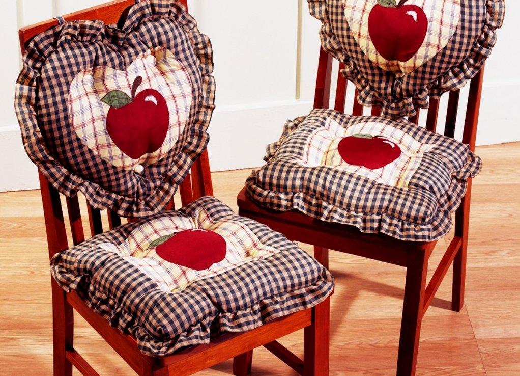 Шапочки для стульев своими руками 81