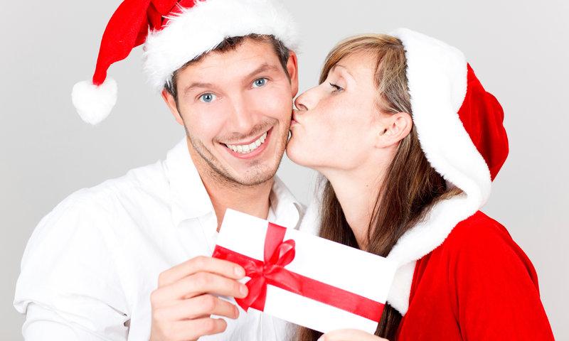 Подарить на новый год молодому человеку
