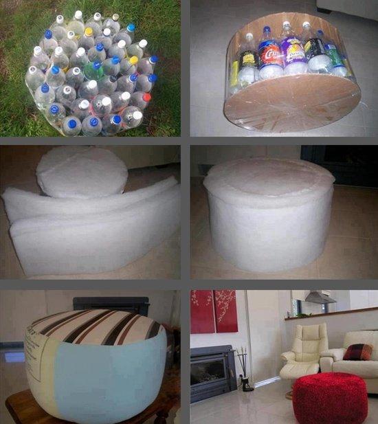 Изделия из подручных материалов для дома