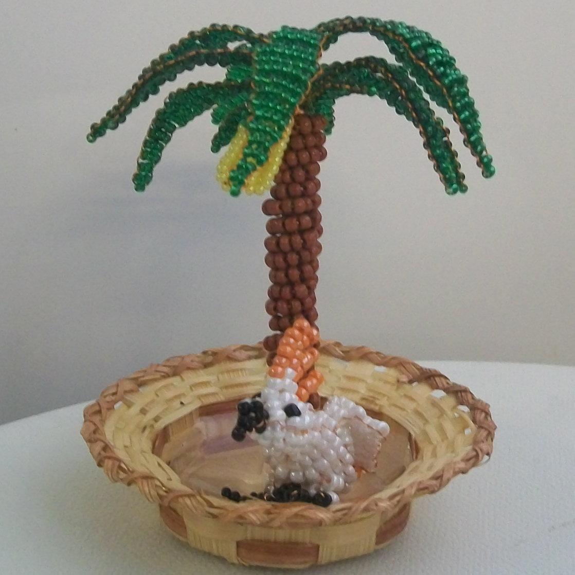 Райское дерево своими руками видео