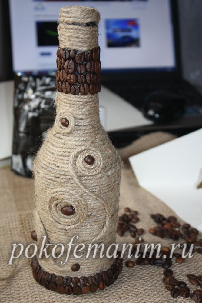 Декор из шпагата своими руками фото 49