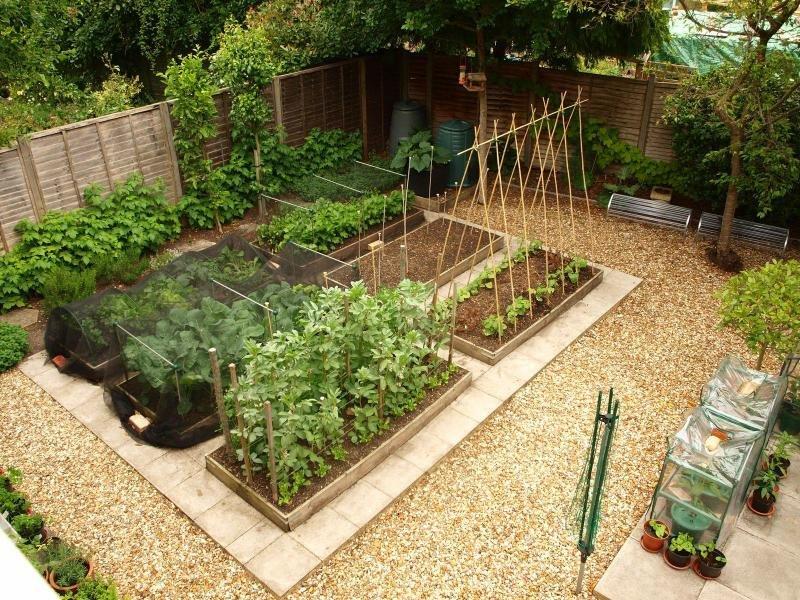Ландшафт для сада и огорода своими руками 87