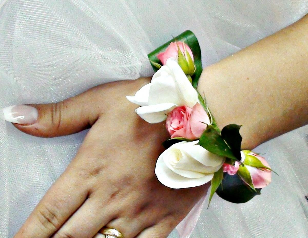 Свадебные украшения для подружек невесты своими руками
