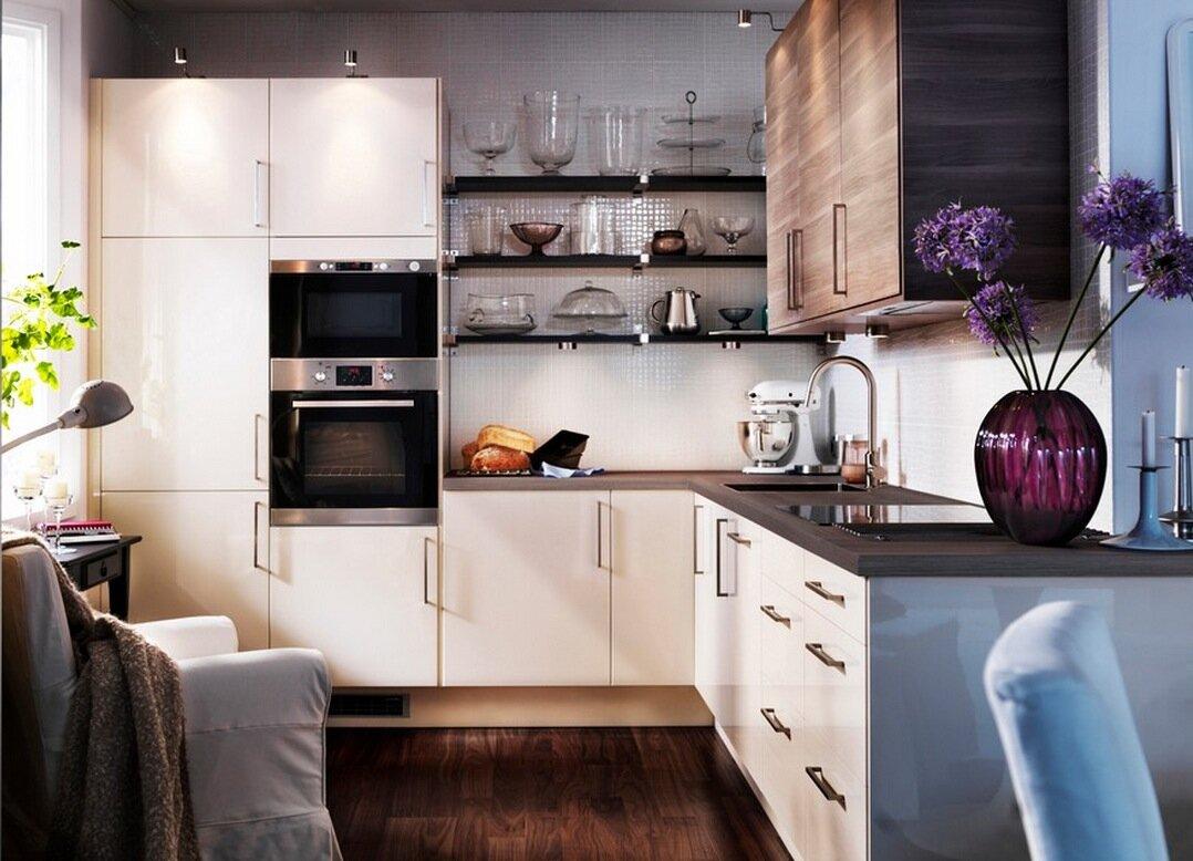 Пенал в кухню дизайн
