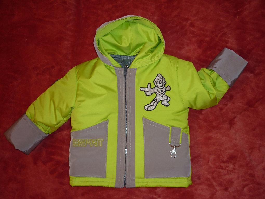 Сшить куртку для ребёнка 16