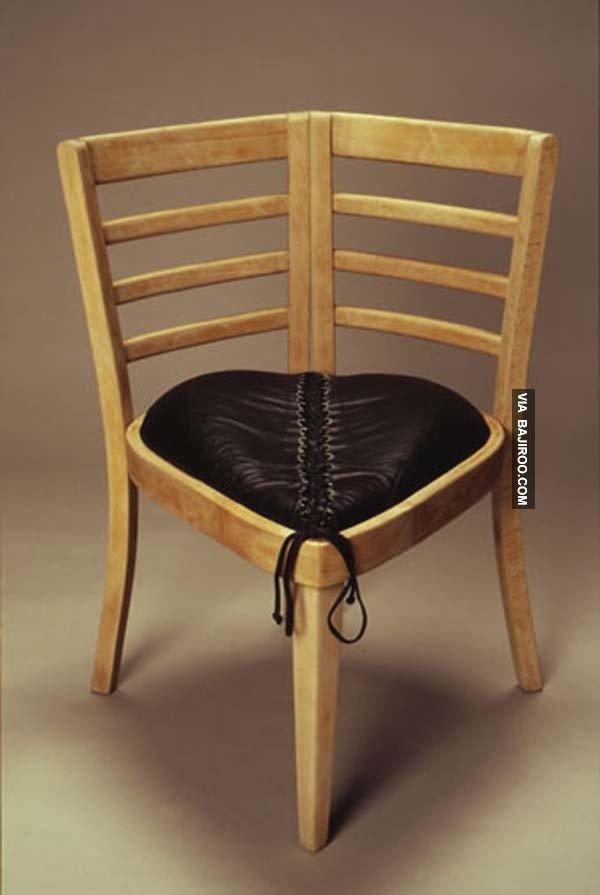 Оригинальные стулья своими руками 32