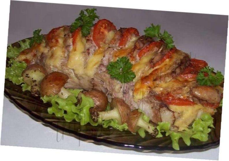 Рецепты домашних вкусных блюд с фото