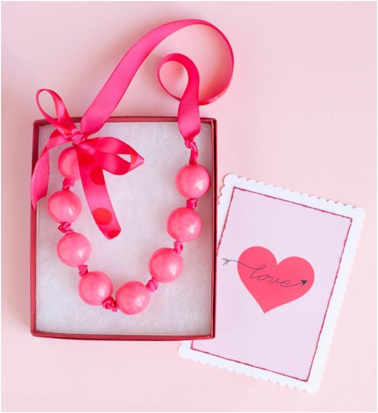 Подарок своими руками на день святого валентина маме