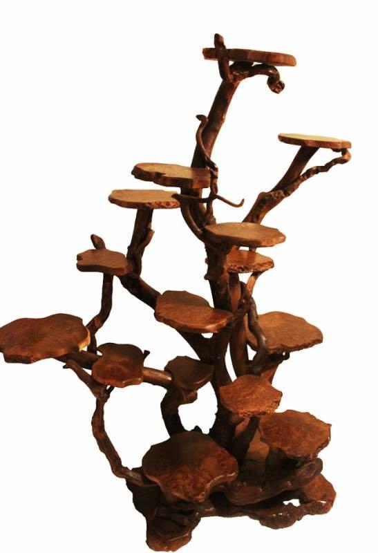 Подставки из цветов из дерева цена
