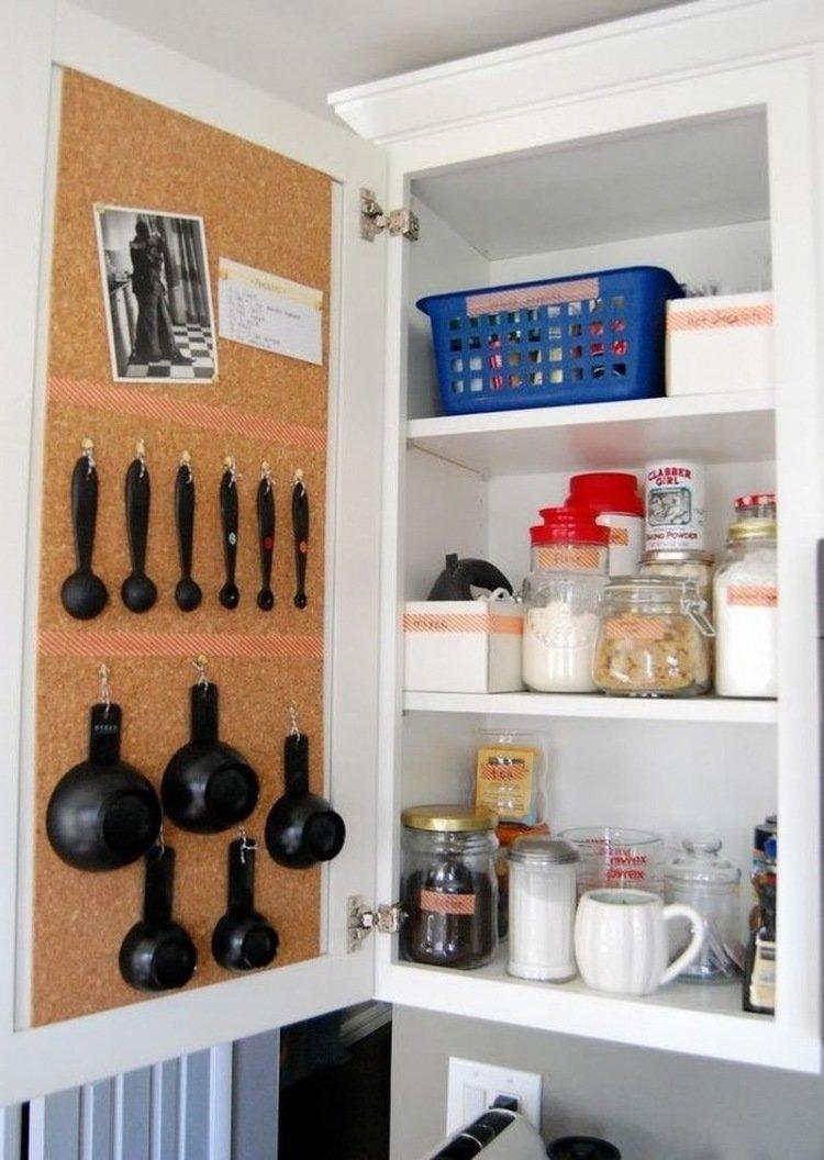 Как организовать хранение на кухне своими руками
