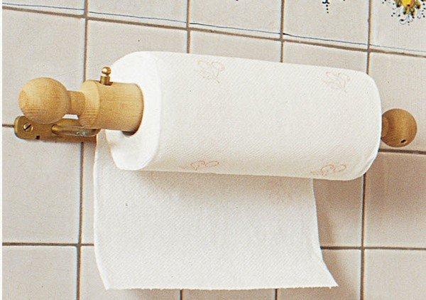 Кронштейн для бумажных полотенец своими руками 61
