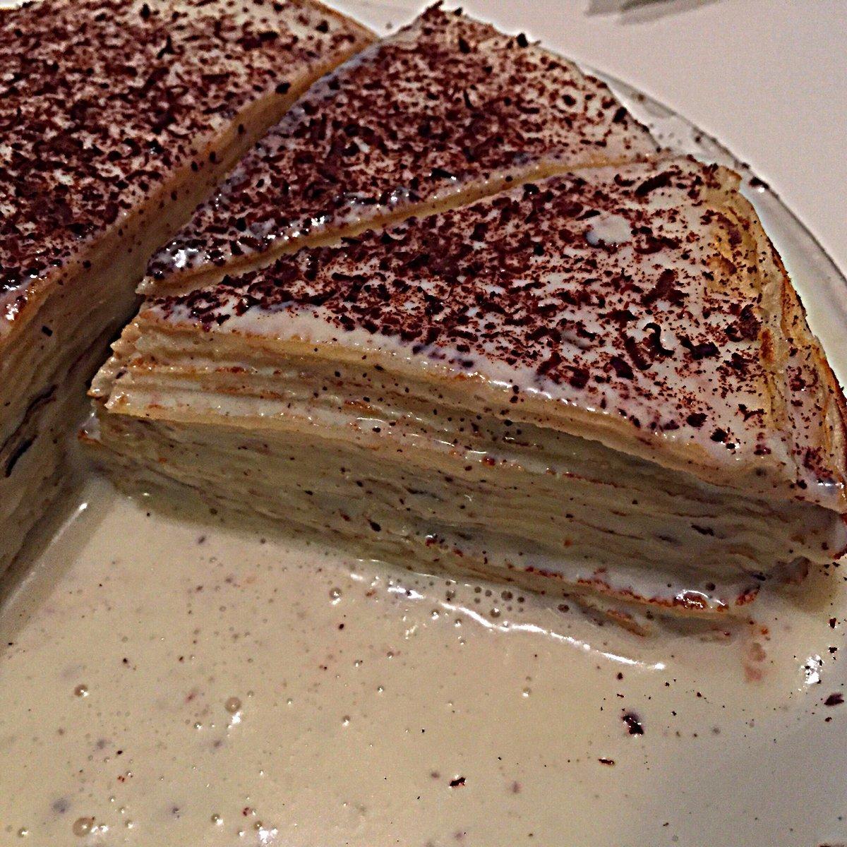 Как приготовить блинный торт в домашних условиях? Рецепт с 95