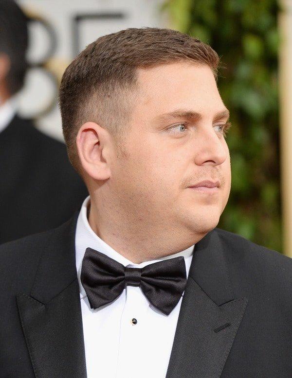 Типы мужских причесок с круглым лицом