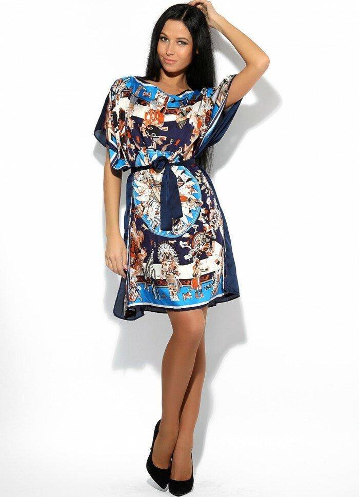Сшить платье шёлковое 70