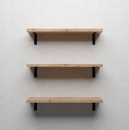 Полки на стену простые как сделать
