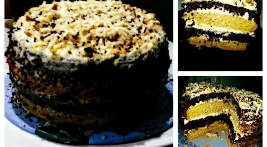 Самый вкусный торт в домашних условиях рецепт 736