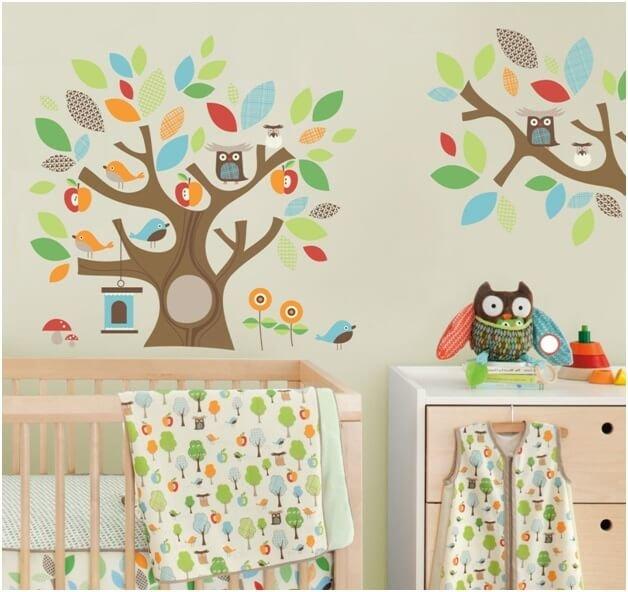 Декоры для детской комнаты своими руками 448