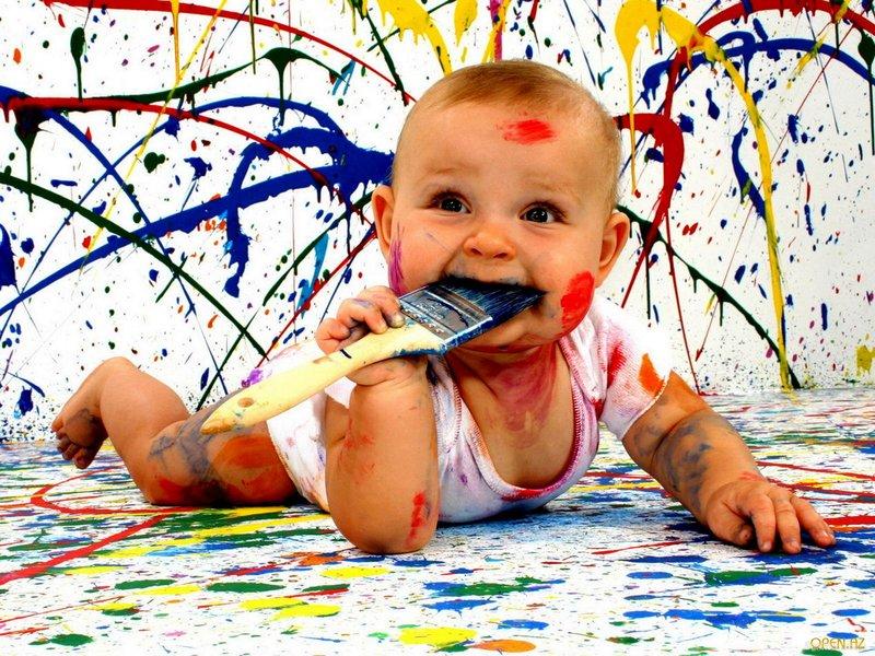 Если ребенок рисует человека без носа