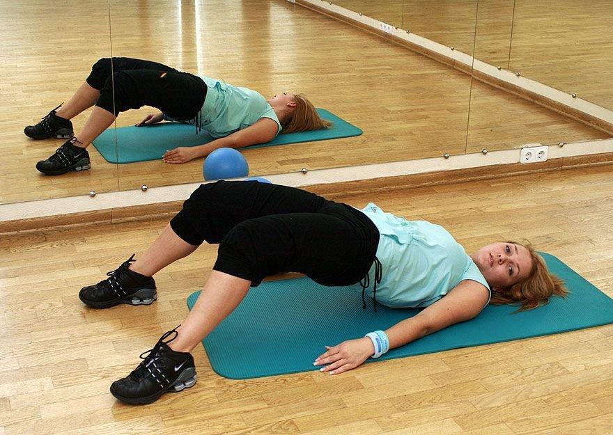 Бубновский упражнения для похудения в домашних условиях 528