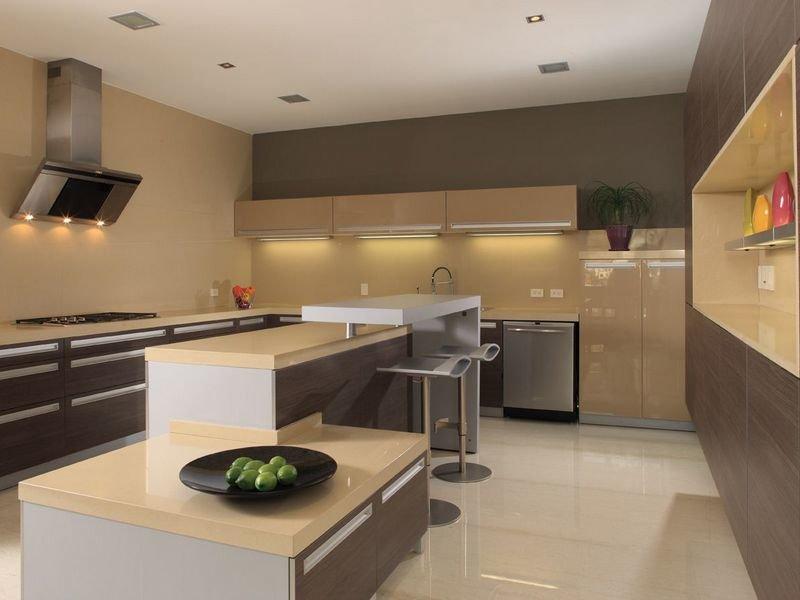 Фото кухни хайтек дизайн