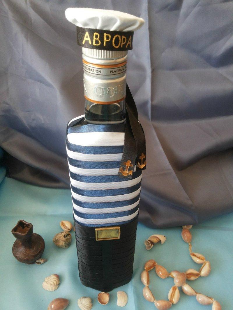 "Бутылка ""Матрос"" - карточка от пользователя jujenka.lvova в Яндекс.Коллекциях"