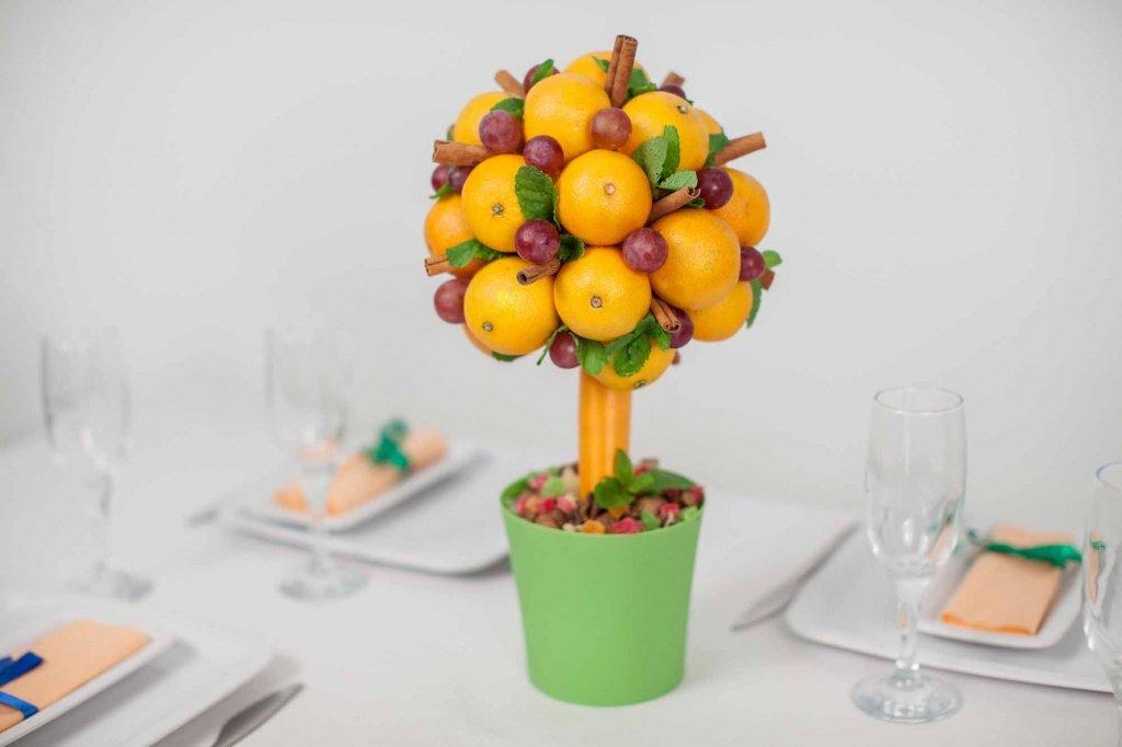 Как сделать фруктовые деревья