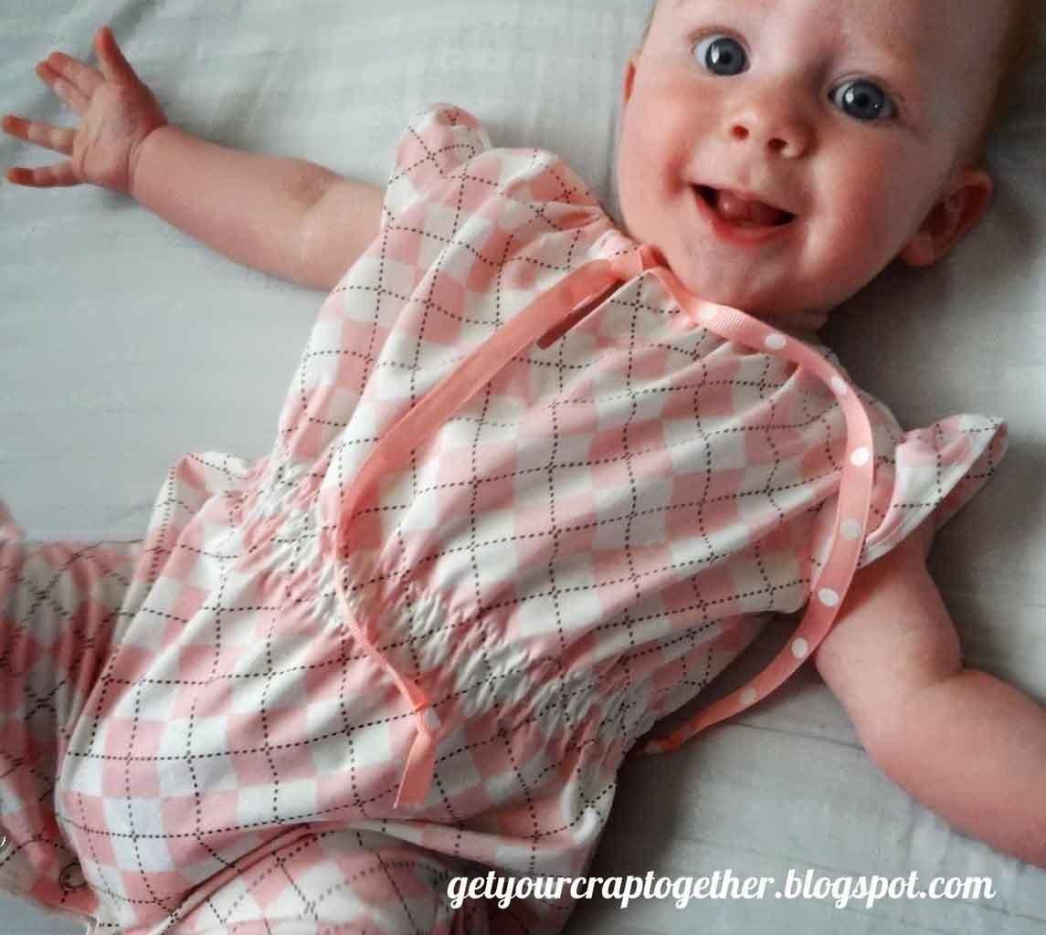 Выкройки детям от рождения до года - Семиделухи 13