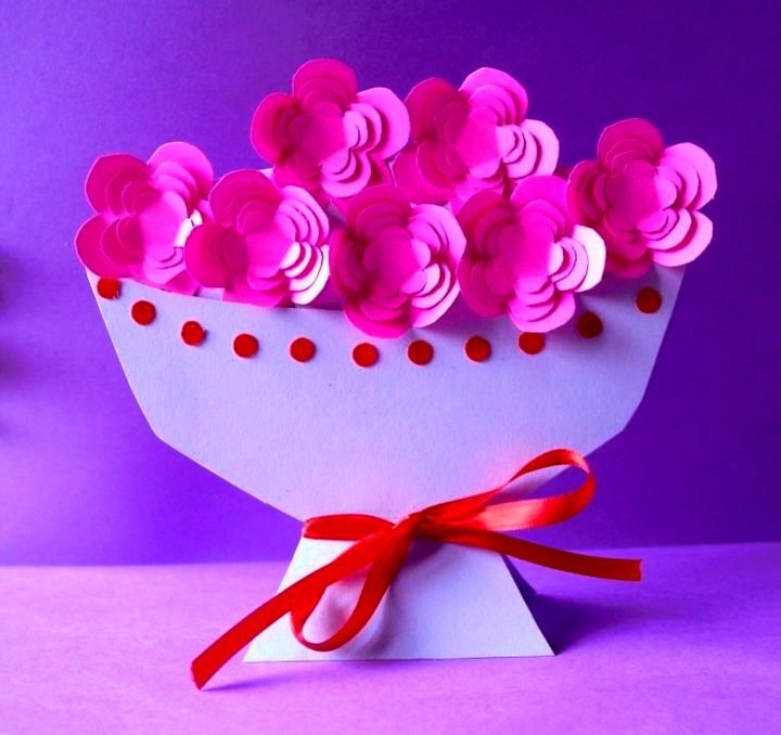 Подарок маме на день рождения легко и просто