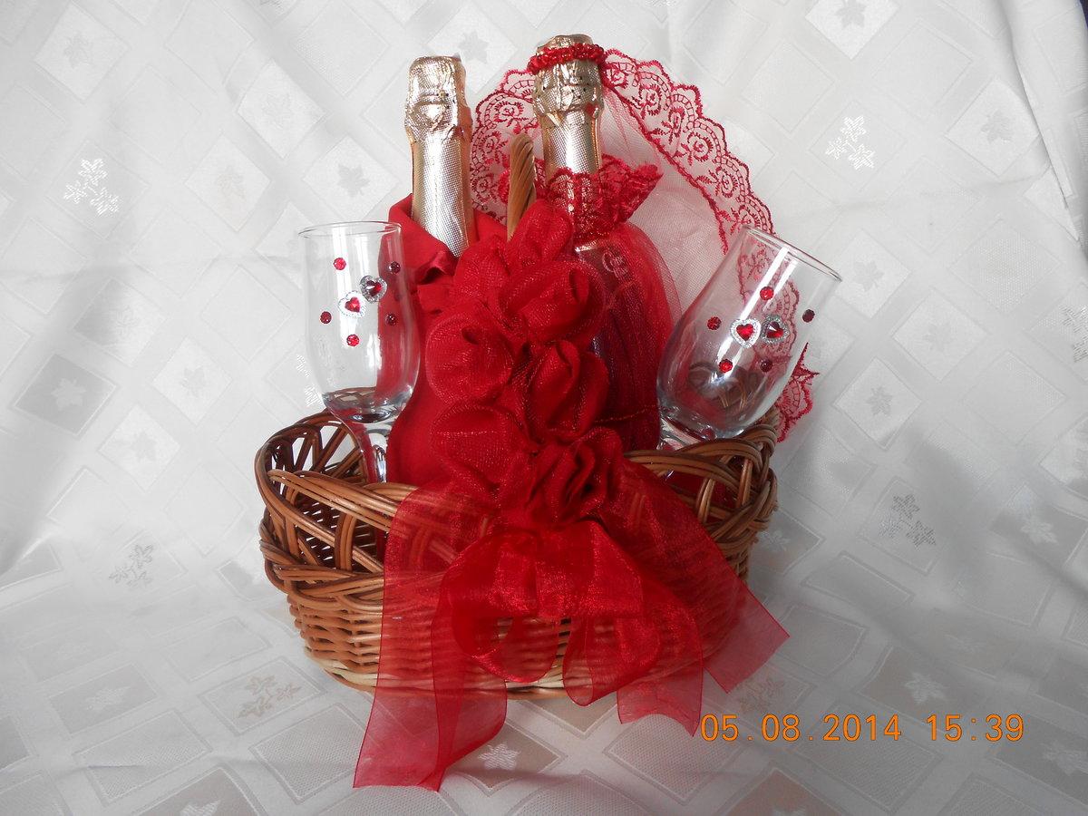 Подарок к рубиновой свадьбе своими руками