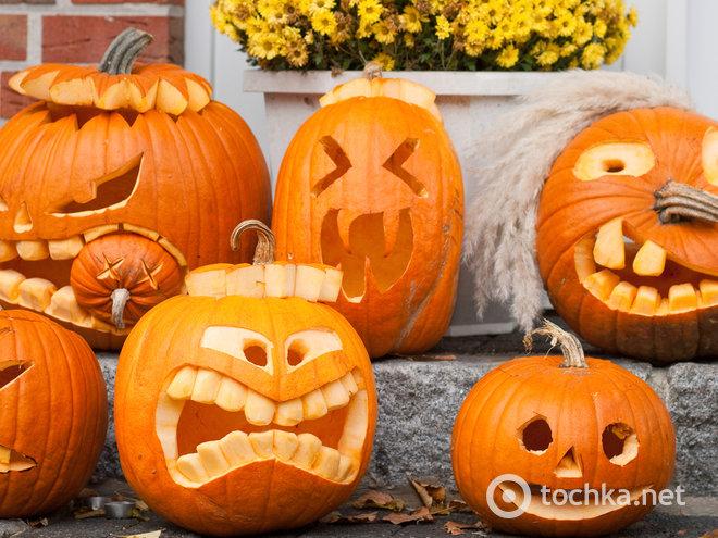 Как сделать своими руками тыкву на хэллоуин 15