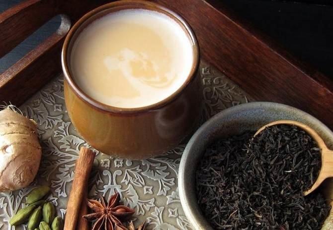 Чай с кардамоном как заварить