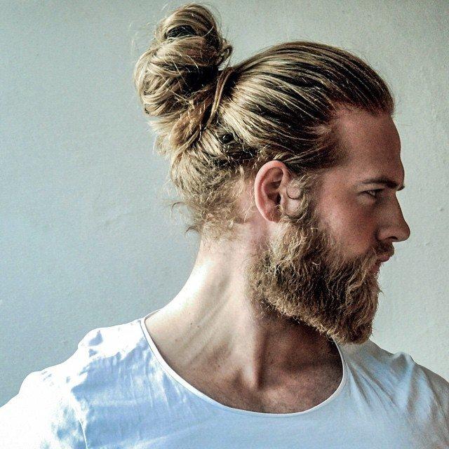 Какую прическу сделать если длинный волосы парню