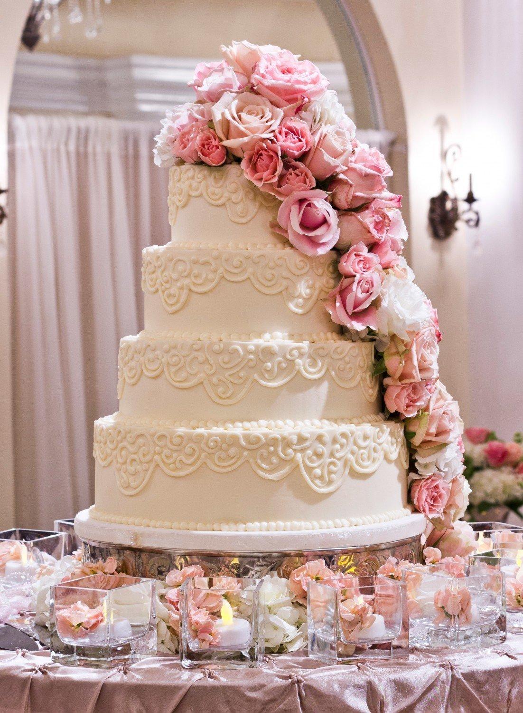 Свадебный торт своими руками фото рецепт