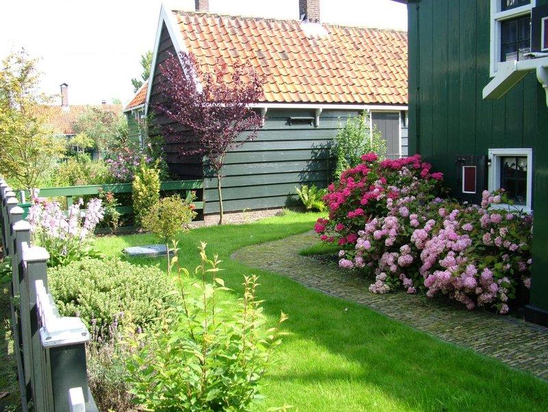 Голландский стиль в ландшафтном дизайне