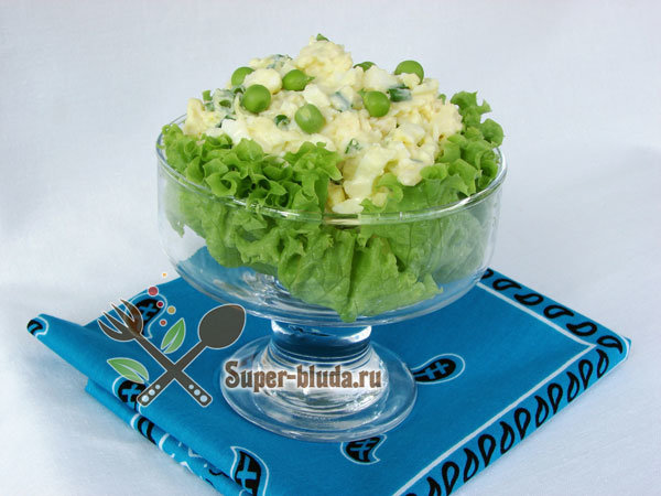 Салат плавленого сыра чесноком фото