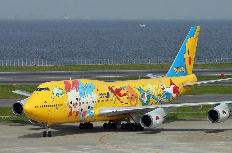 Новая раскраска авиакомпании россии