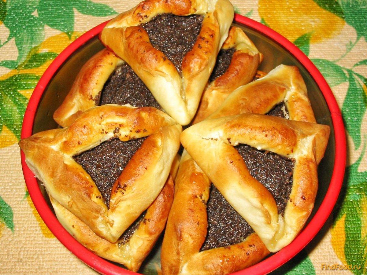 Рецепты булочек с маком в домашних условиях