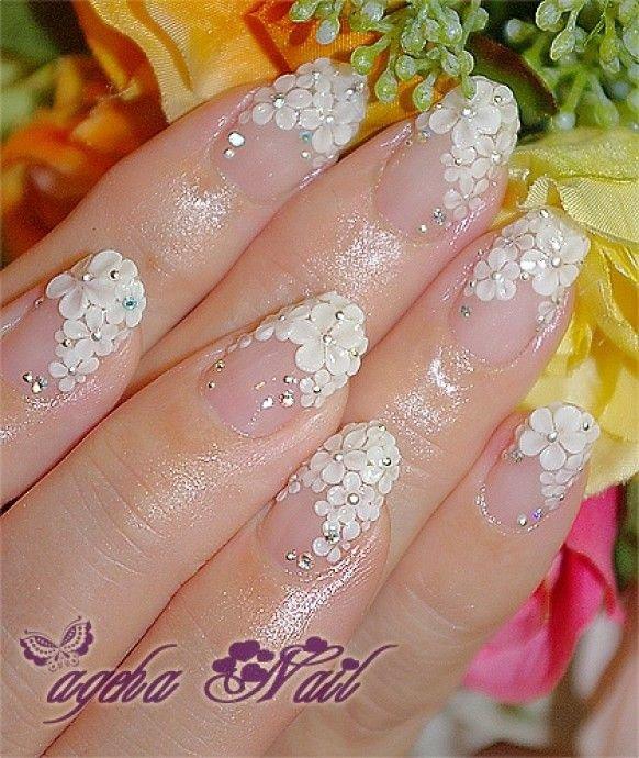 фото дизайн ногтей к свадьбе фото