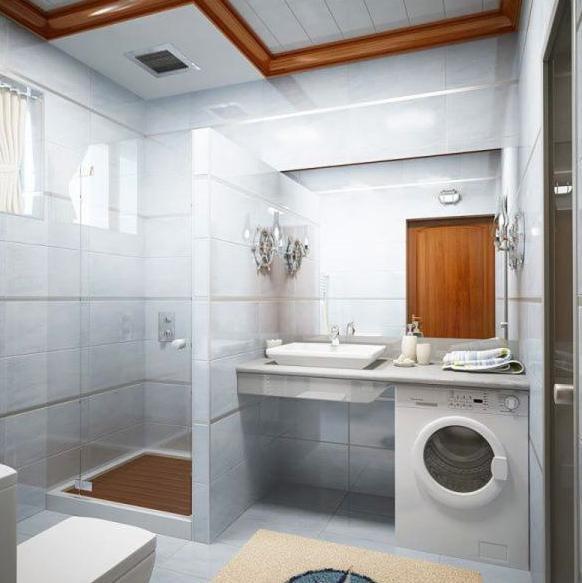 Дизайн ванной в литовке