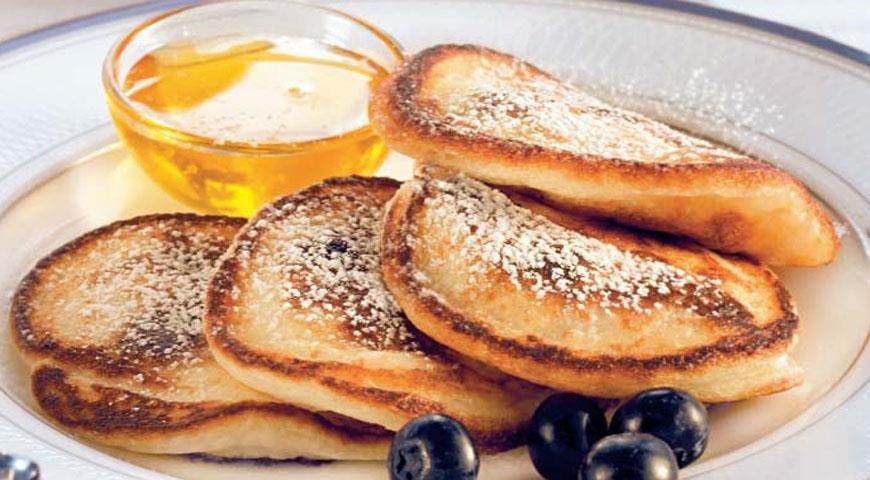 Оладьи на завтрак рецепты
