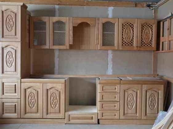 Мебель для кухни в домашних условиях с
