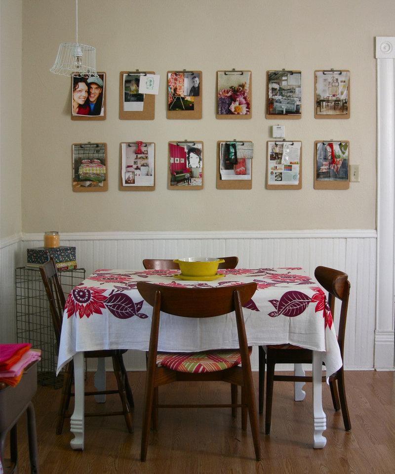 Идеи оформления стен на кухне фото