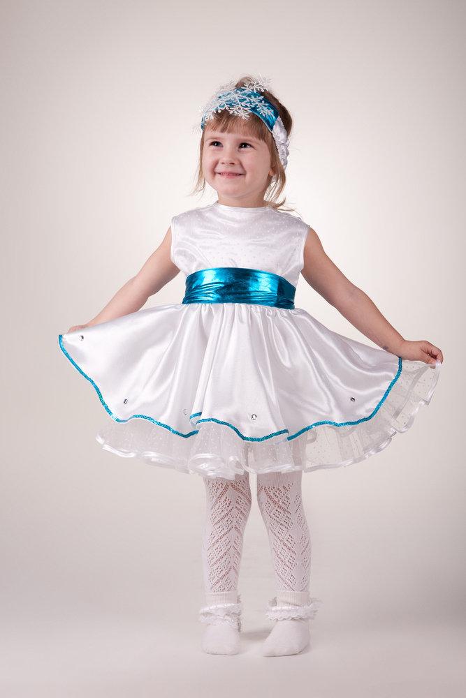 Снежинка для платья своими руками