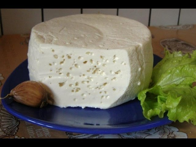 Мягкий сыр в домашних условиях фото