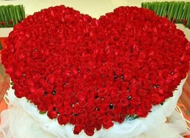 Поздравление 101 роза 80