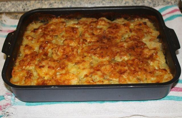 Картошка запеченная в духовке дольками в кожуре рецепт