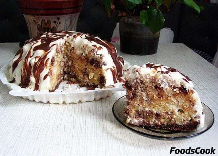 Торт санчо-панчо классический рецепт пошагово