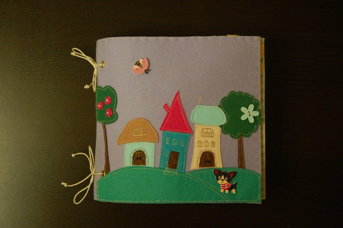 Поделка книжка для детей 65