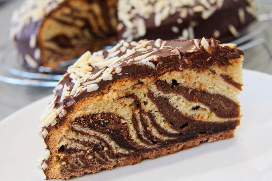 Торт Зебра рекомендации