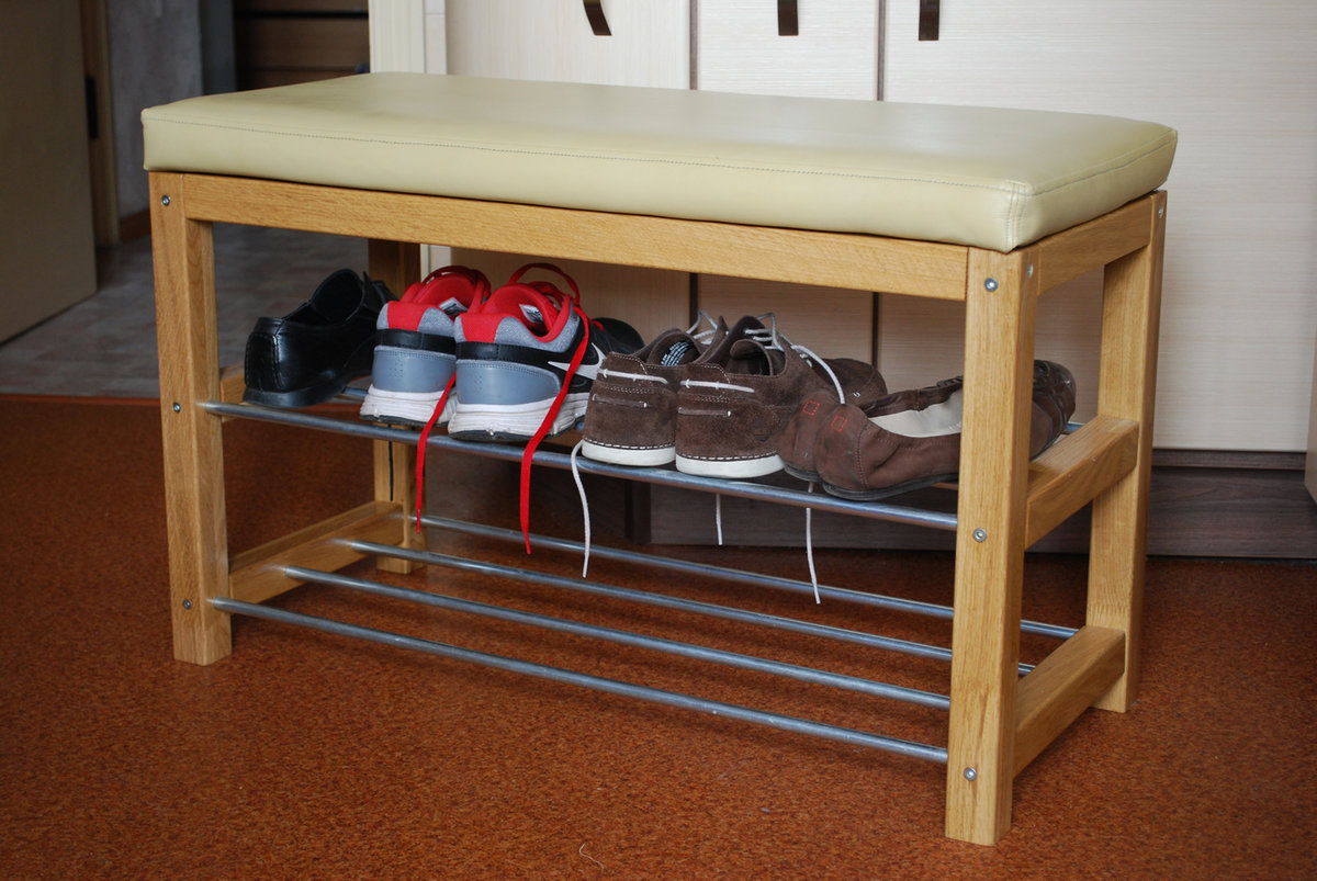 Полки для обуви в прихожую 31